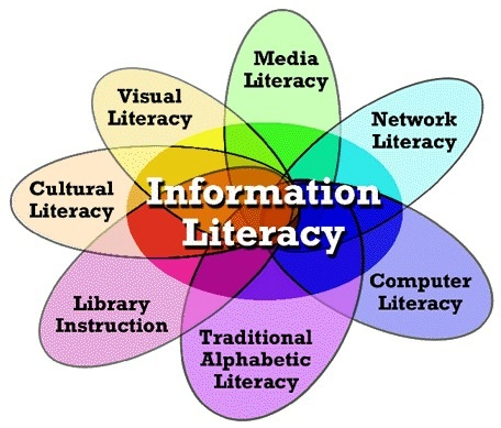 difference between information systems and computer literacy